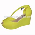 2015 high heels latest design shoe sexy women sandals