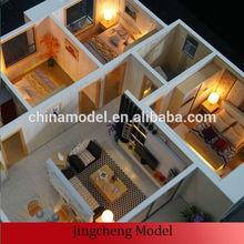 House plan model / 3d floor plan