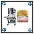 Edelstahl elektrische hamburger, der maschine