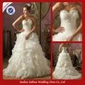 Sh0568 Celtic vestidos de casamento para noiva branco vestidos de noiva 2014