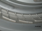 High quality rubber tire molds design