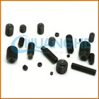 china supplier plastic or nylon connecting screw nut fastener and spreading dowels