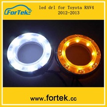 High Quality Low Price Original Manufacturecar accessories LED Daytime Running Light used cars germany for Toyota rav4