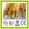 polished brass tubing