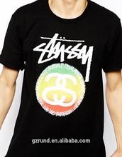 color print tshrt free design/custom printed t shirt/new design t shirt 2014/wholesale organic clothing model-sc207