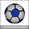 Promotional PVC stitched training soccer ball (GY-B005)