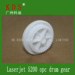 genuine opc drum gear RU5-0549-000 for hp laserjet printers 5200 5025 5035 printer spare Gear