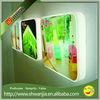 light box display led slim snap frame light box slim light box