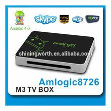 android smart tv box satellite receiver no dish