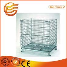 Cargo cage steel storage wire mesh cargo cage