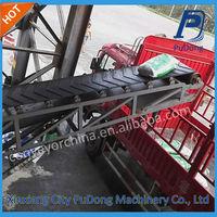 New design loading bags mobile Car conveyor belt