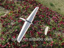 balsa wood airplane glider