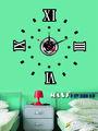 Chiffres romains horloge murale modèles d'ajanta horloge murale