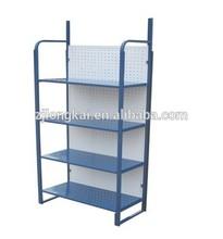 Heavy duty eco-friendly metal medicine display rack