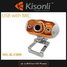 Newest Product USB Free Driver Mini PC Webcam/Camera, Web Cam