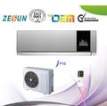 atacado casa cozinha aparelho portátil mini tipo split de parede quarto refrigerador de ar ar condicionado elétrico 12v