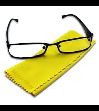 15*15cm 15*18cm bulk microfiber eyeglass cleaning cloths microfiber lens cleaning cloth