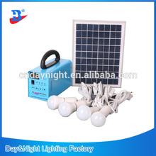 2015 New Design High Power 20W Home Solar System Portable Solar Generator DN1302