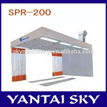 SKY SPR-200 china supplier/auto paint/spray booth/Car Preparation Room