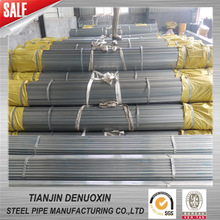 DX51D+Z Hot dipped galvanized Square Steel tuberia of DNX
