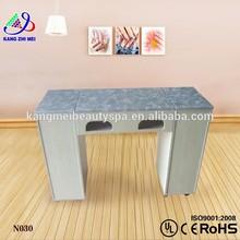 Manicure table nail salon/marble top nail table/modern nail table KM-N030