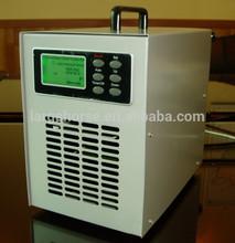 LCD display portable ozonator ozone generation purifier air industrial odor
