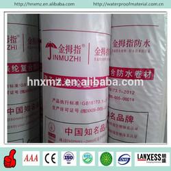 Construction membrane polymer polyethylene damp proof materials