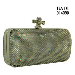 crystal diamand evening clutch bag luxury evening bag