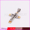 Hot china products wholesale stainless steel cross FC042