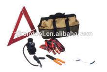 Car emergency tool kit; emergency kit.auto emergency tool