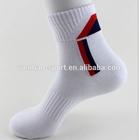 wholesale bulk custom cotton running socks in no minimum