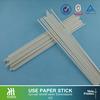 Candy floss long paper stick,paper cutting stick