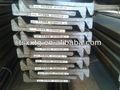 5160 mola de barra de aço plano, plana do telhado de aço de construção, aço inoxidável astm f436 arruela