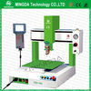MINGDA benchtop 3 axis glue dispensing robot/ CNC dispensing machine for epoxy resin