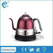 2015 New Stainless Steel Electric Turikish Teapot Samovar