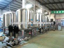 LIVINGH2O Drinking water bottling plant sale