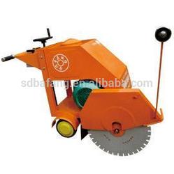 Asphalt road cutting machine/ concrete pavement saw