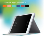 high quality new arrival silk road wallet leather case for Doormoon Ipad mini 2 cover