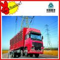 2014 modelo de camión de carga fron china pesado de camiones howo