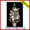2015 new product ceramic christmas tree decorations rhinestone christmas tree with good quality