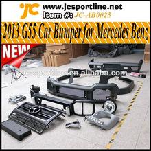 New Arrival G-Class 2013 ABS G55 Car Bumper for Mercedes Benz Fit W463 G55