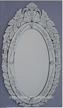MR-201133L Big Venetian wall mirror for living room