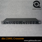dbx 234XL Stereo 2/3 Way, Mono 4-Way Crossover with XLR Connectors