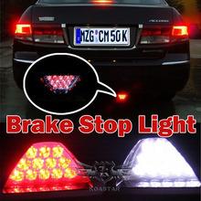 12V 3rd Red Car Tail Light Rear Lamp/Brake Stop Light