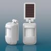 Solar-Powered Wireless PIR Detecotor,laser security alarm system