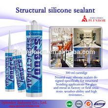 structural silicone sealant/ cheap silicone sealants/strong silicone sealant of structural low price