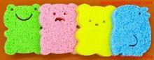 hotsell China factory duck shaped sponge sponge cake stabilizer