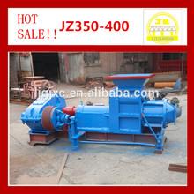 The hot sale model JZ350/JZ400 clay brick making machine