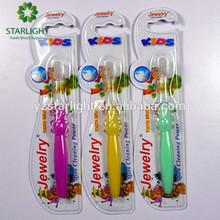 hot selling kid/children flashing toothbrush