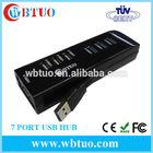 usb por hub, Hot Sale free usb hub free driver 7 ports